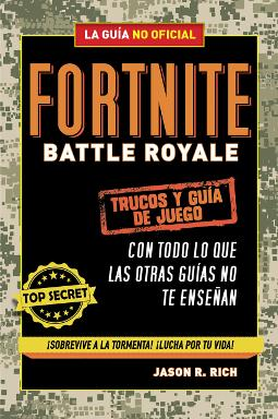 Portada de Fortnite Battle Royale trucos y guía de juego