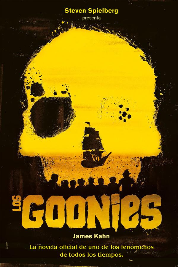 Portada de Los Goonies