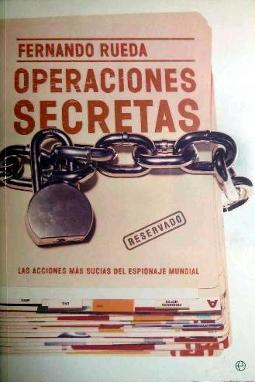 Portada de Operaciones secretas