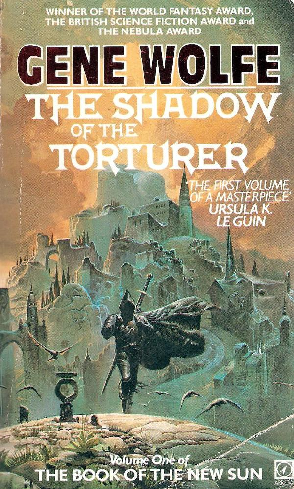 Portada de The Shadow of the Torturer de Gene Wolfe