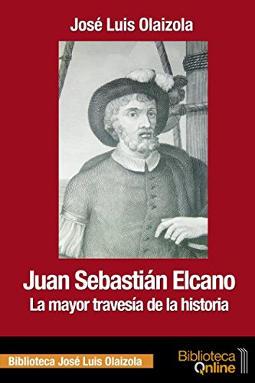 Portada de Juan Sebastián Elcano