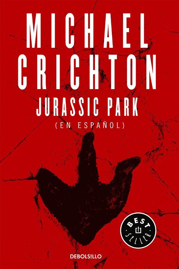Portada de Jurassic Park