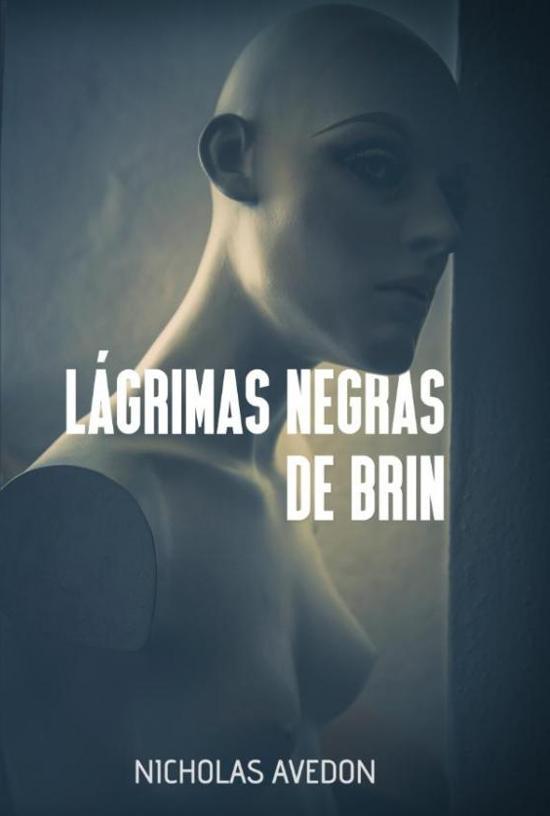 Portada de Lágrimas negras de Brin