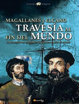 Portada de Magallanes y Elcano