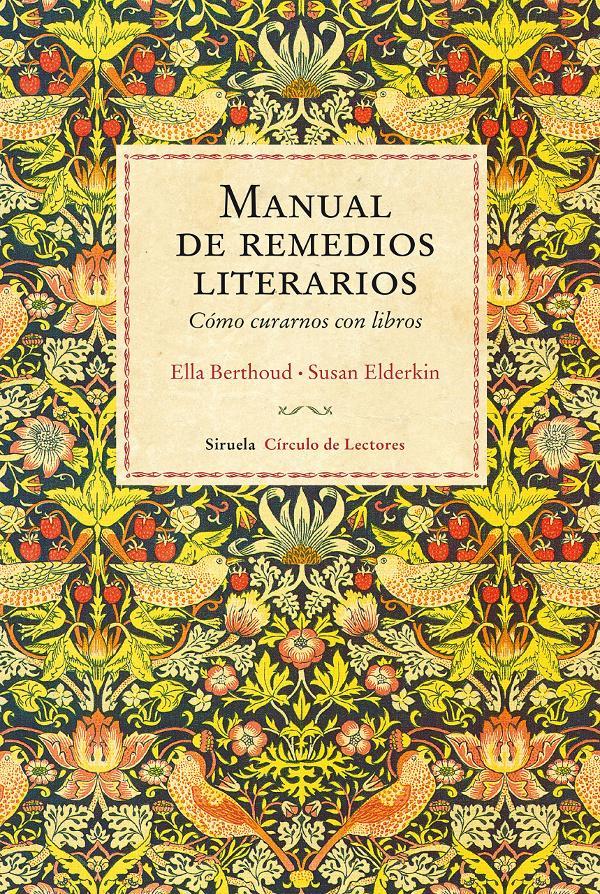 Portada de Manual de remedios literarios