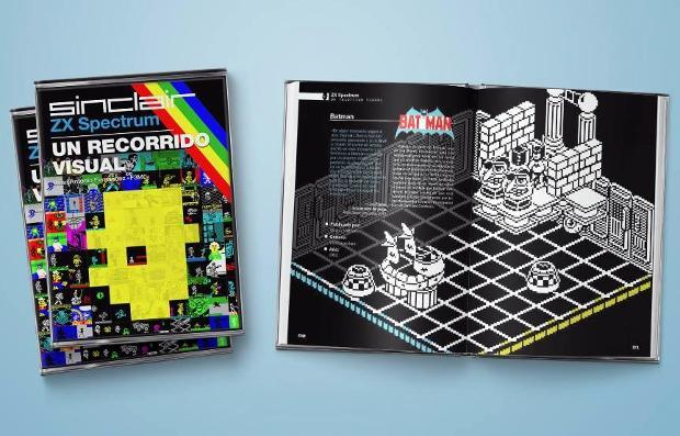Portada de ZX Spectrum: Un recorrido visual