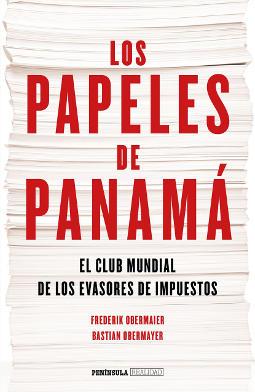 Portada de Los papeles de Panamá