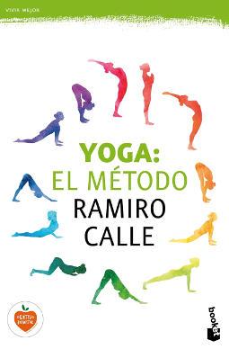 Portada de Yoga el método Ramiro Calle