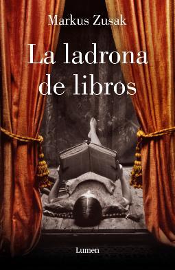 Portada de La ladrona de libros