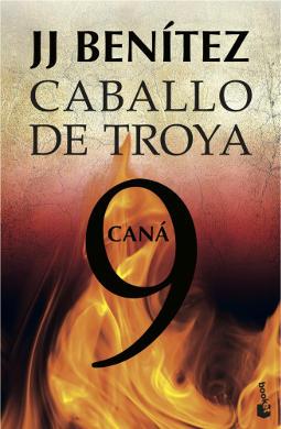 Portada de Caná (Caballo de Troya 9)