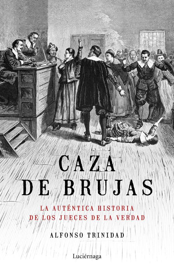 Portada de Caza de brujas
