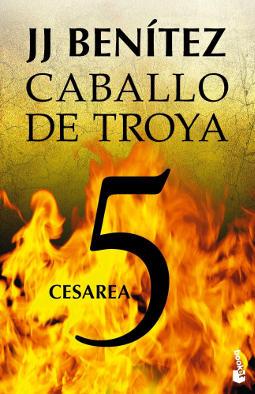 Portada de Cesarea (Caballo de Troya 5)