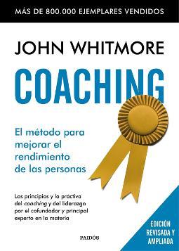 Portada de Coaching el método para mejorar el rendimiento de las personas