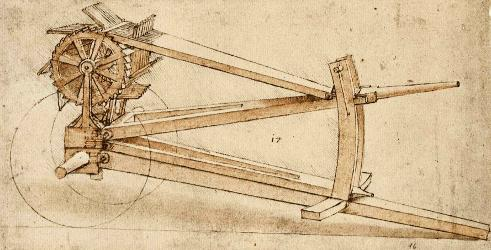 Imagen del Codex Atlanticus