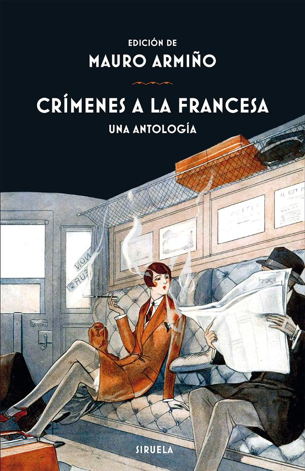 Portada de Crímenes a la francesa