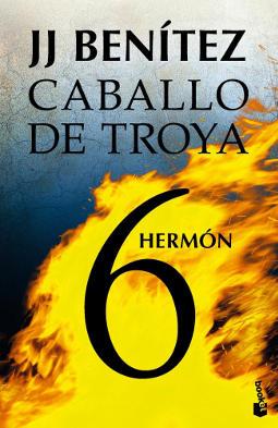 Portada de Hermón (Caballo de Troya 6)