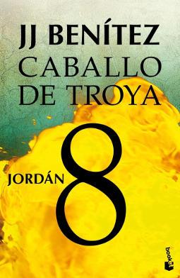 Portada de Jordán (Caballo de Troya 8)