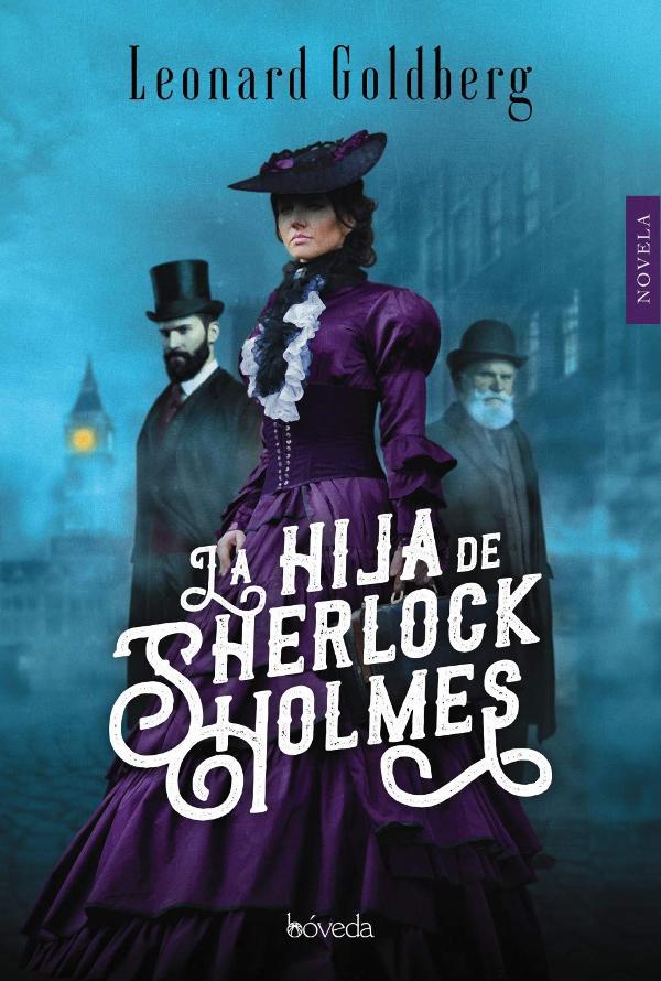 Portada de La hija de Sherlock Holmes