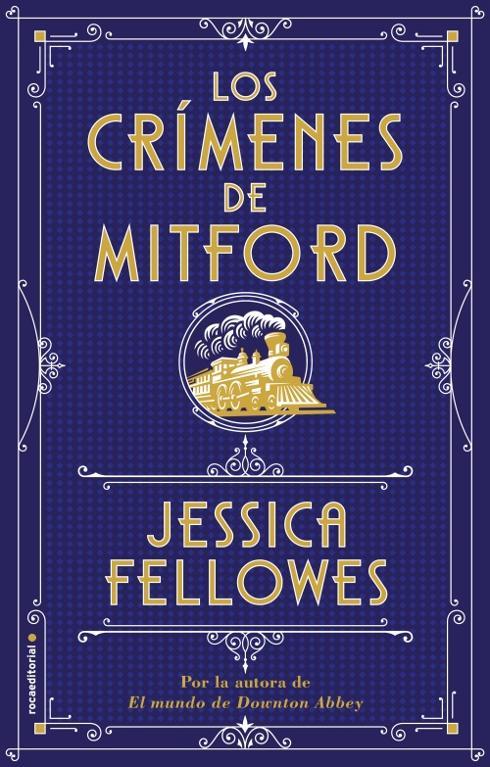 Portada de Los crímenes de Mitford