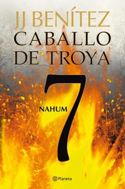 Portada de Nahum (Caballo de Troya 7)
