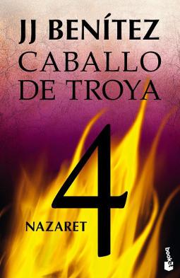 Portada de Nazaret (Caballo de Troya 4)