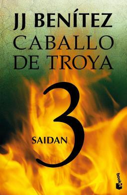Portada de Saidan (Caballo de Troya 3)