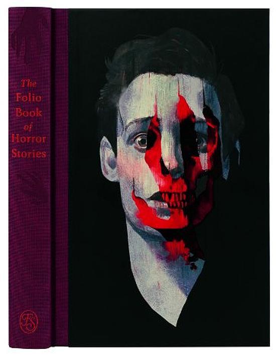 Portada de The Folio Anthology of Horror Stories