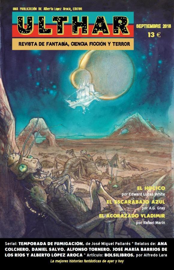 Revista Ulthar nº 6