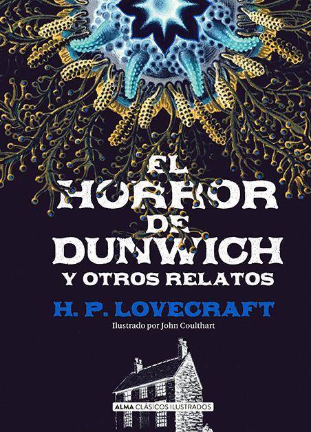 Portada de El horror de Dunwich
