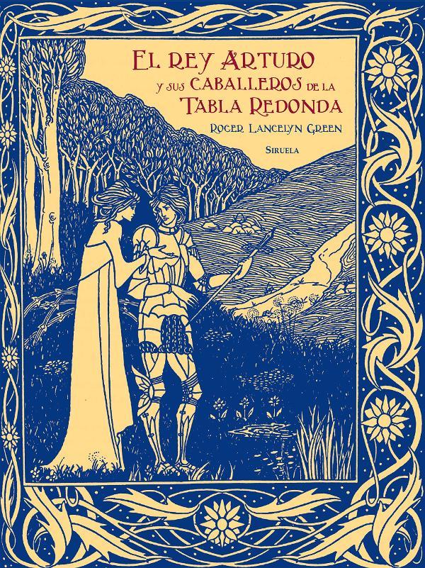 Portada de El rey Arturo y sus caballeros de la Tabla Redonda