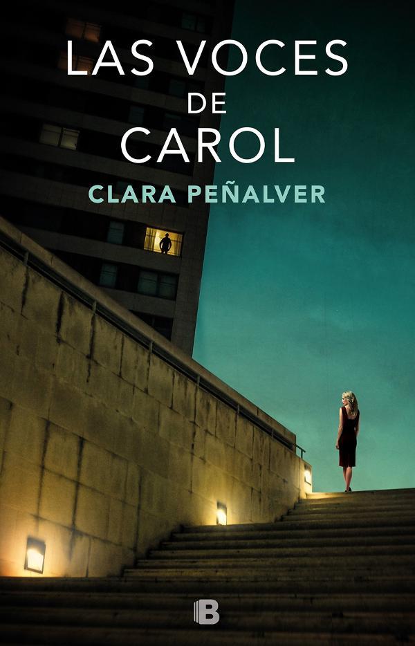 Portada de Las voces de Carol