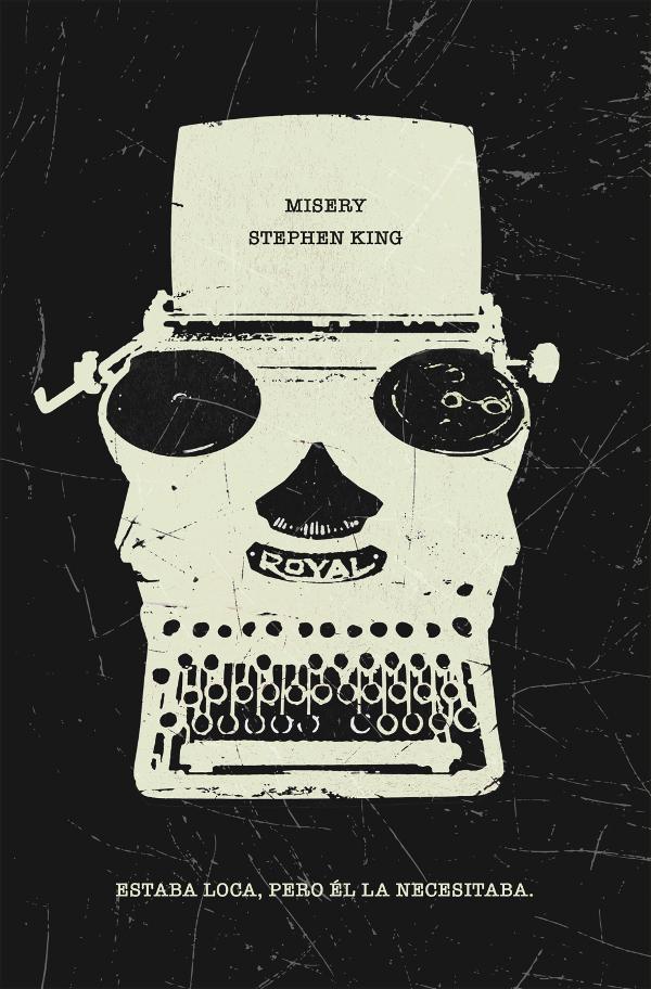 Portada de Misery