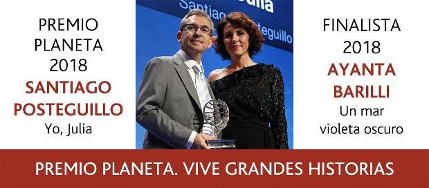 Fotografía Premio Planeta 2018