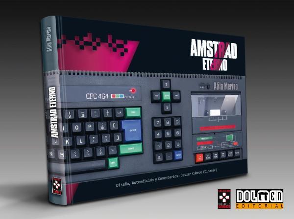 Portada de Amstrad Eterno