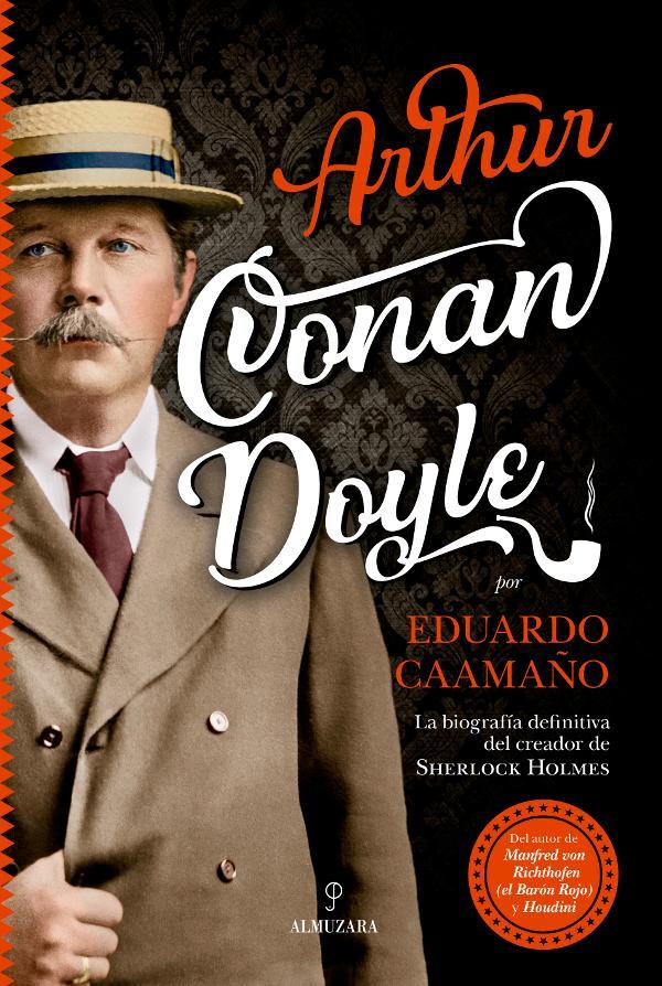 Portada de Biografía de Arthur Conan Doyle