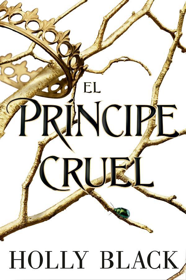 Portada de El príncipe cruel