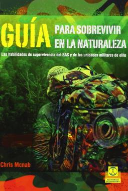 Portada de Guía para sobrevivir en la naturaleza
