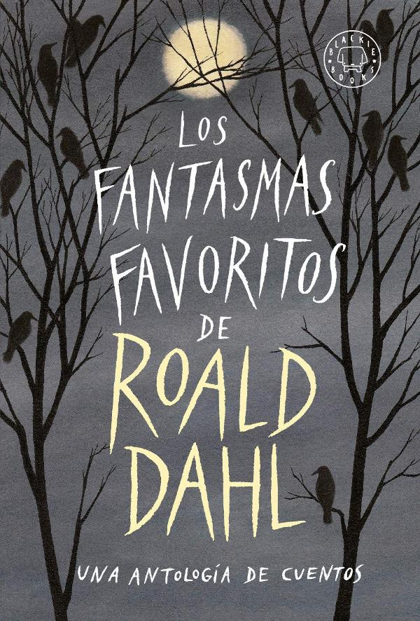 Portada de Los fantasmas favoritos de Roald Dahl