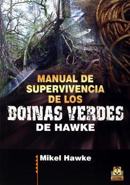 Portada de Manual de supervivencia de los Boinas Verdes