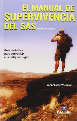Portada de Manual de supervivencia del SAS