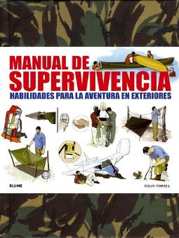 Portada de Manual de supervivencia