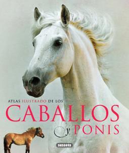 Portada de Atlas ilustrado de los caballos