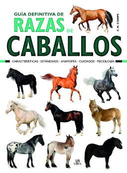Portada de Guía definitiva de razas de caballos