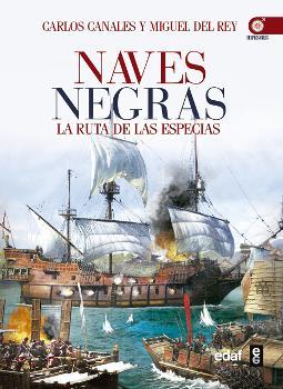 Portada de Naves negras