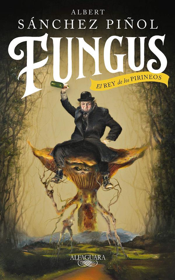 Portada de Fungus