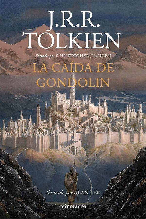 Portada de La caída de Gondolin
