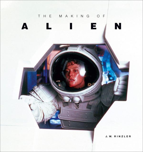 Portada de The making of Alien