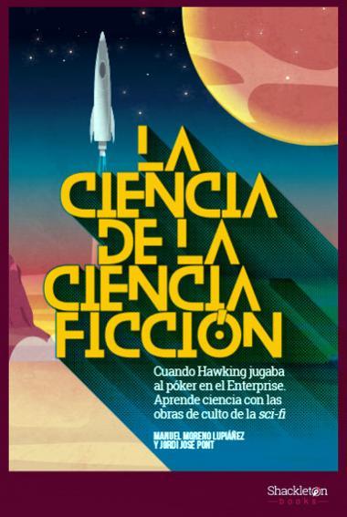 Portada de La ciencia de la ciencia ficción