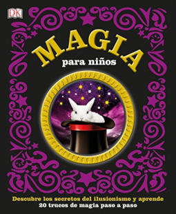 Portada de Magia para niños