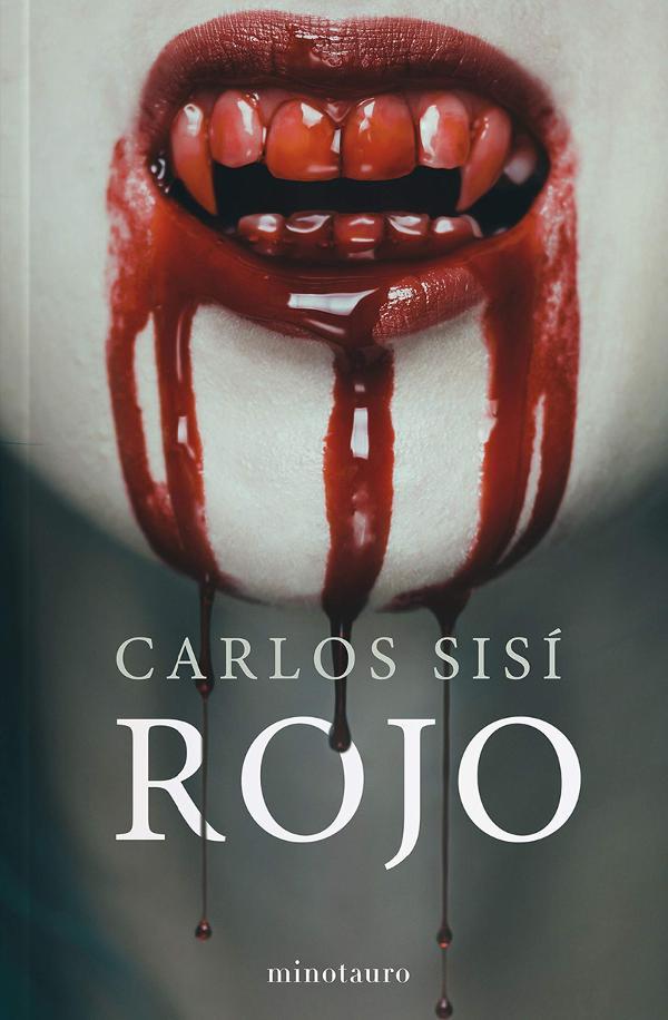 Portada de Rojo de Carlos Sisí